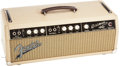 Musical Instruments:Amplifiers, PA, & Effects, Circa 1967 Fender Bassman Blonde Guitar Amplifier Head, Serial # A27338....