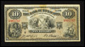 Canadian Currency: , Halifax, NS- Bank of Nova Scotia $10 Jan. 2, 1935 Ch. 550-36-04....
