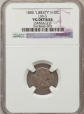 Early Half Dimes: , 1800 H10C LIBEKTY -- Damaged -- NGC Details. VG. LM-3. NGC Census:(1/41). PCGS Population (0/46). Numismedia Wsl. Price ...