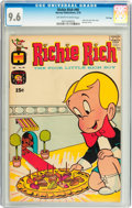 Bronze Age (1970-1979):Humor, Richie Rich #90 File Copy (Harvey, 1970) CGC NM+ 9.6 Off-white towhite pages....
