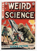 Golden Age (1938-1955):Science Fiction, Weird Science #15 (EC, 1952) Condition: VF+....