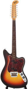 Musical Instruments:Electric Guitars, 1966 Fender Electric XII Sunburst Electric Guitar, Serial #126907....