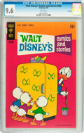 Bronze Age (1970-1979):Cartoon Character, Walt Disney's Comics and Stories #360 File Copy (Gold Key, 1970)CGC NM+ 9.6 White pages....