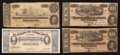 Confederate Notes:Group Lots, 1862, 1863, 1864 CSA Notes and More.. ... (Total: 7 notes)