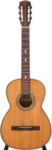 Musical Instruments:Acoustic Guitars, 1950s Andres Marin Natural Classical Acoustic Guitar. ...