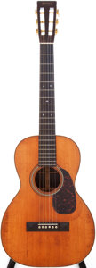 Musical Instruments:Acoustic Guitars, Late 1800s Martin 0-28 Natural Acoustic Guitar....