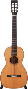 Musical Instruments:Acoustic Guitars, Late 1800s Martin 2 1/2-18 Natural Acoustic Guitar....