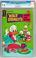 Bronze Age (1970-1979):Cartoon Character, Walt Disney's Comics and Stories #407 File Copy (Gold Key, 1974)CGC NM/MT 9.8 Off-white to white pages....