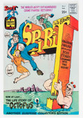 Silver Age (1956-1969):Superhero, The Spirit #2 File Copy Group (Harvey, 1967) Condition: Average NM-.... (Total: 3 Items)