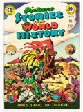 Golden Age (1938-1955):Non-Fiction, Picture Stories from World History #2 (EC, 1947) Condition: FN+....