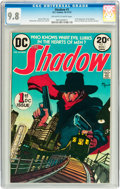 Bronze Age (1970-1979):Miscellaneous, The Shadow #1 (DC, 1973) CGC NM/MT 9.8 Off-white to white pages....