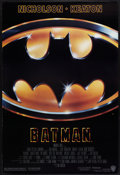 "Movie Posters:Action, Batman (Warner Brothers, 1989). One Sheets (3) (27"" X 40.25"" and27"" X 39.75""). Advance and Regular Style. Action.. ... (Total: 3Items)"