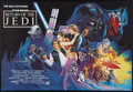 "Movie Posters:Science Fiction, Return of the Jedi (20th Century Fox, 1983). British Quad (27.25"" X40""). Science Fiction.. ..."