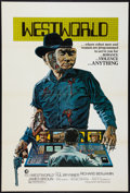 "Movie Posters:Science Fiction, Westworld (MGM, 1973). International One Sheet (27"" X 41""). ScienceFiction.. ..."
