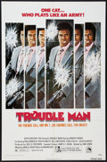 "Movie Posters:Blaxploitation, Trouble Man (20th Century Fox, 1972). One Sheet (27"" X 41"").Blaxploitation.. ..."