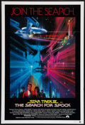 """Movie Posters:Science Fiction, Star Trek III: The Search for Spock (Paramount, 1984). AustralianOne Sheet (27"""" X 40""""). Science Fiction.. ..."""