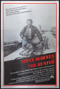 """Movie Posters:Action, The Hunter (Paramount, 1980). One Sheet (26.75"""" X 41"""") Mylar Style.Action.. ..."""