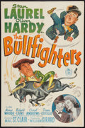 """Movie Posters:Comedy, The Bullfighters (20th Century Fox, 1945). One Sheet (27"""" X 41"""").Comedy.. ..."""