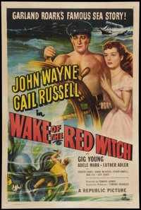 """Wake of the Red Witch (Republic, 1949). One Sheet (27"""" X 41""""). Adventure"""