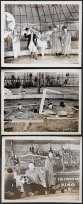 """The Chimp (MGM, 1932). Photos (3) (8"""" X 10""""). Comedy. ... (Total: 3 Items)"""