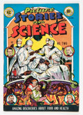 Golden Age (1938-1955):Non-Fiction, Picture Stories from Science #2 (EC, 1947) Condition: FN/VF....