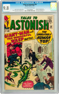 Silver Age (1956-1969):Superhero, Tales to Astonish #50 (Marvel, 1963) CGC NM/MT 9.8 Off-white to white pages....