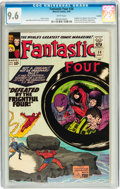 Silver Age (1956-1969):Superhero, Fantastic Four #38 Curator pedigree (Marvel, 1965) CGC NM+ 9.6White pages....