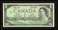 Canadian Currency: , BC-45a $1 1967. ...