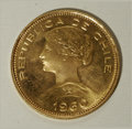 Chile, Chile: Republic gold 100 Pesos 1960,...