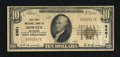 National Bank Notes:Oklahoma, Nowata, OK - $10 1929 Ty. 1 The First NB Ch. # 5401. ...