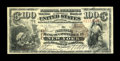 New York, NY - $100 1882 Brown Back Fr. 520 The NB of Commerce Ch. # 733