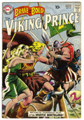 Silver Age (1956-1969):Adventure, The Brave and the Bold #23 Viking Prince (DC, 1959) Condition: FN....