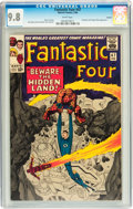 Silver Age (1956-1969):Superhero, Fantastic Four #47 Curator pedigree (Marvel, 1966) CGC NM/MT 9.8 White pages....