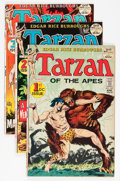 Bronze Age (1970-1979):Adventure, Tarzan Group (DC, 1972-75).... (Total: 33 Comic Books)