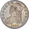 Bust Half Dollars, 1829 50C Small Letters MS66 NGC. O-105, R.1....