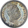 Coins of Hawaii, 1883 10C Hawaii Ten Cents PR63 PCGS. KM-3. ...
