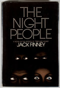 Books:Mystery & Detective Fiction, Jack Finney. The Night People. Garden City: Doubleday, 1977.First edition. Octavo. 215 pages. Light indentation to ...