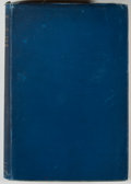 Books:Fiction, Henry James. The Ambassadors. New York: Harper & Brothers, 1903. First edition, first printing. Octavo. 431 pages. P...