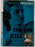 Books:Mystery & Detective Fiction, Mickey Spillane. The Big Kill. New York: E. P. Dutton, 1951.First edition. Twelvemo. 224 pages. Publisher's binding...