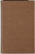 Books:Books about Books, James Joyce [subject]. Group of Four Books Relating to Finnegans Wake, including: Helmut Bonheim. A Lexicon of the G... (Total: 4 Items)