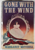"Books:Literature 1900-up, Margaret Mitchell. Gone with the Wind. London: Macmillan andCo., 1940. British movie tie-in ""cheap"" edition to ..."