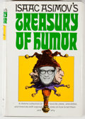 Books:Science Fiction & Fantasy, Isaac Asimov. Treasury of Humor. Boston: Houghton Mifflin, 1971. First edition, first printing. Octavo. 431 pages. P...