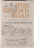 Books:Americana & American History, Felix Riesenberg, Jr. The Golden Road: The Story of California'sSpanish Mission Trail. New York: McGraw Hill, [1962...