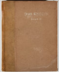 Books:Music & Sheet Music, Elbert Hubbard. Great Musicians. Volume II. [East Aurora: Roycrofters, 1901]. Octavo. 149 pages. Publisher's binding...