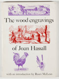 Books:Art & Architecture, Joan Hassall [subject]. The Wood Engravings of Joan Hassall. New York: Schocken Books, [1981]. Later edition. Oc...
