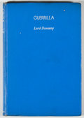 Books:Science Fiction & Fantasy, [Jerry Weist]. Lord Dunsany. Guerrilla. London: Heinemann, [1944]. First edition, first printing. Octavo. 175 pages....