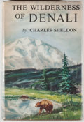Books:Natural History Books & Prints, Charles Sheldon. The Wilderness of the Denali. Explorer of a Hunter-Naturalist in Northern Alaska. New Y...