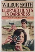 Books:Mystery & Detective Fiction, Wilbur Smith. The Leopard Hunts in Darkness. Garden City: Doubleday, 1984. American edition Octavo. 423 pages. Publi...