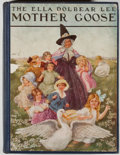 Books:Children's Books, [Mother Goose]. The Ella Dolbear Lee Mother Goose. Chicago:M. A. Donohue, [ca. 1927]. Later impression. Octavo....