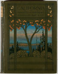Books:Americana & American History, Mary Austin, describer. California: The Land of the Sun.London: Adam and Charles Black, [1914]. First edition. Smal...